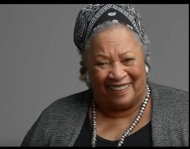 Writer Poet Laureate Toni Morrison Has Died