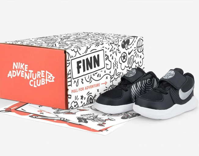 Nike launches sneaker subscription service for kids