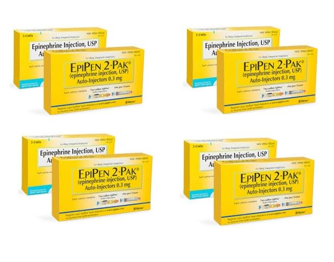 New Illinois Law Requires Insurance To Pay For EpiPens For Kids