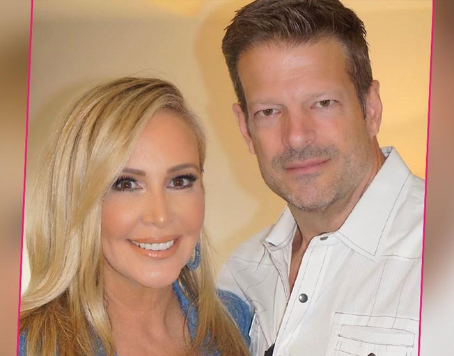 Here Comes The 'RHOC' Bride!