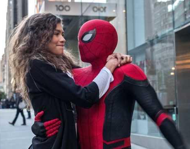 """Spider-Man: Far From Home"" Returns To Theaters With Extended Cut"