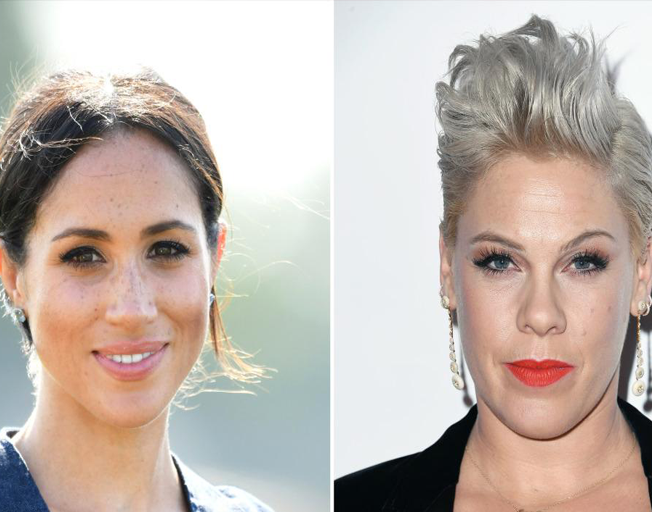 Pink Comes to Meghan Markle's Defense After 'Out of Control' Public Bullying: 'Let's Be Kinder'