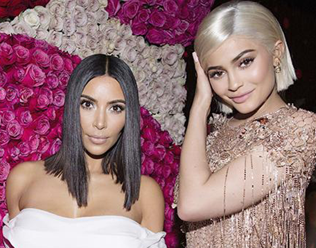 Kim Kardashian's Instagram With Kylie Jenner Has Fans Blasting A Photoshop Fail