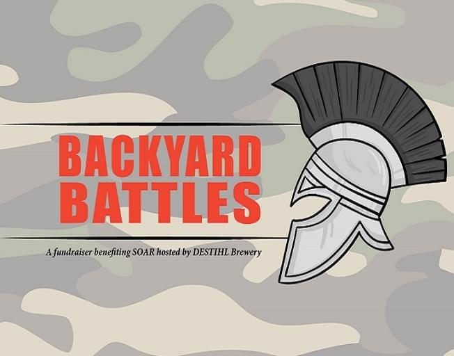 Backyard Battles Benefiting SOAR