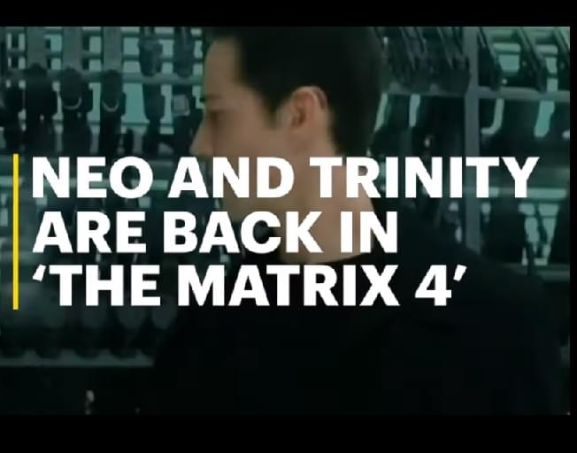 MATRIX 4 Is Coming With Keanu Reeves And Carrie-Ann Moss [VIDEO]