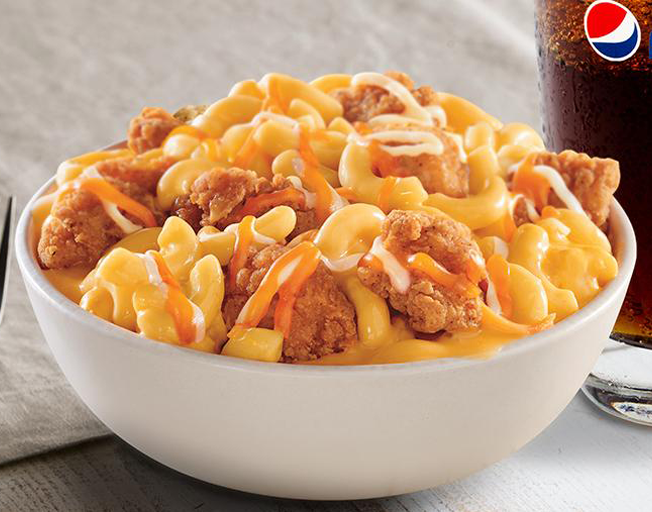 KFC Rolls Out Mac and Cheese Bowls