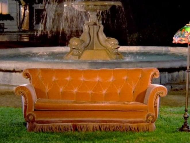 Take a Seat TV's Most Iconic Couch