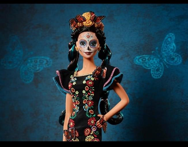 Day of the Dead Barbie Is Coming Out This Week