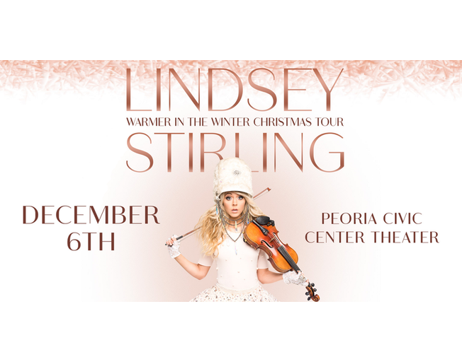 Lindsey Stirling Christmas Album.Text To Win Weekend Lindsey Stirling 101 5 Wbnq Fm
