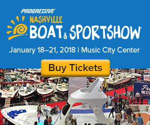 Win tickets to the Progressive Insurance Nashville Boat & Sportshow!