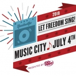 Let Freedom Sing: Music City July 4th presented by Dr Pepper