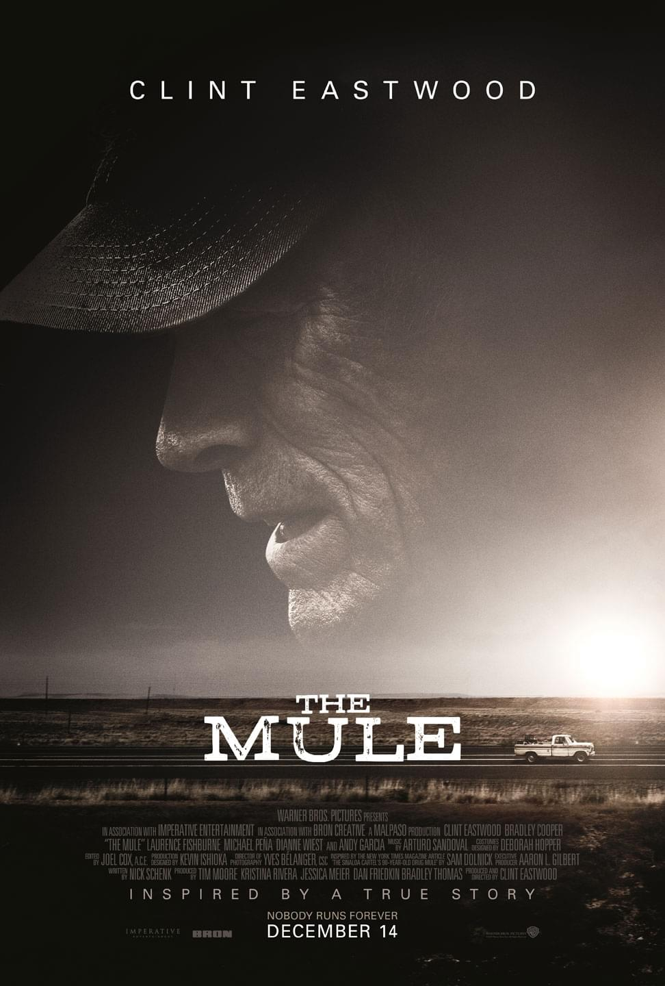 "Win Passes to See ""THE MULE!"""