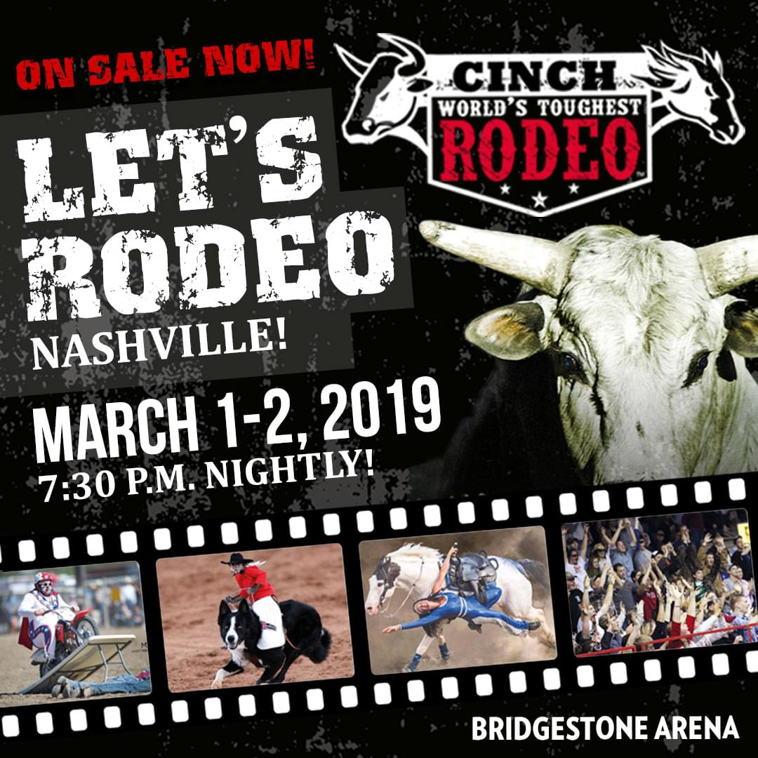 World's Toughest Rodeo Tickets!