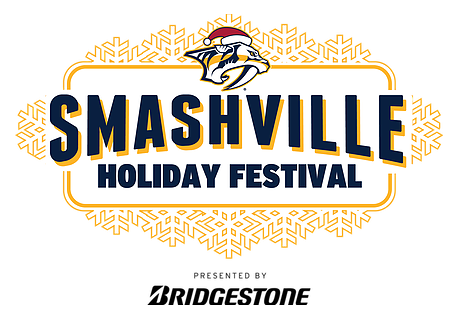 Smashville Holiday Festival Presented by Bridgestone at Ascend Amphitheater