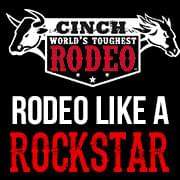 Rodeo Like A Rockstar at Cinch World's Toughest Rodeo!