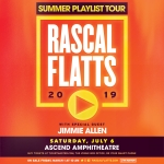 Rascal Flatts is Making A Stop at Ascend Amphitheater!