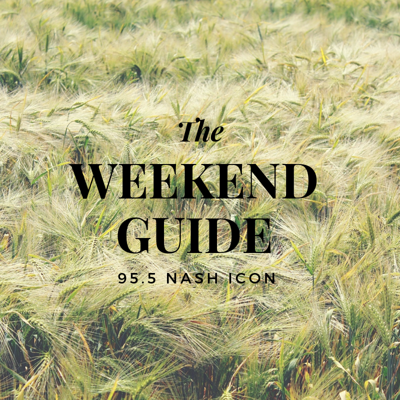 Weekend Guide: April 5-7