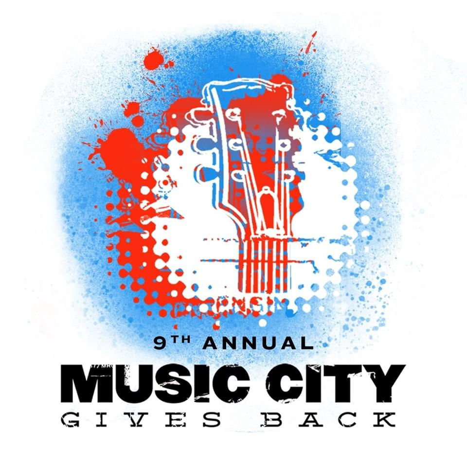 9th Annual Music City Gives Back!