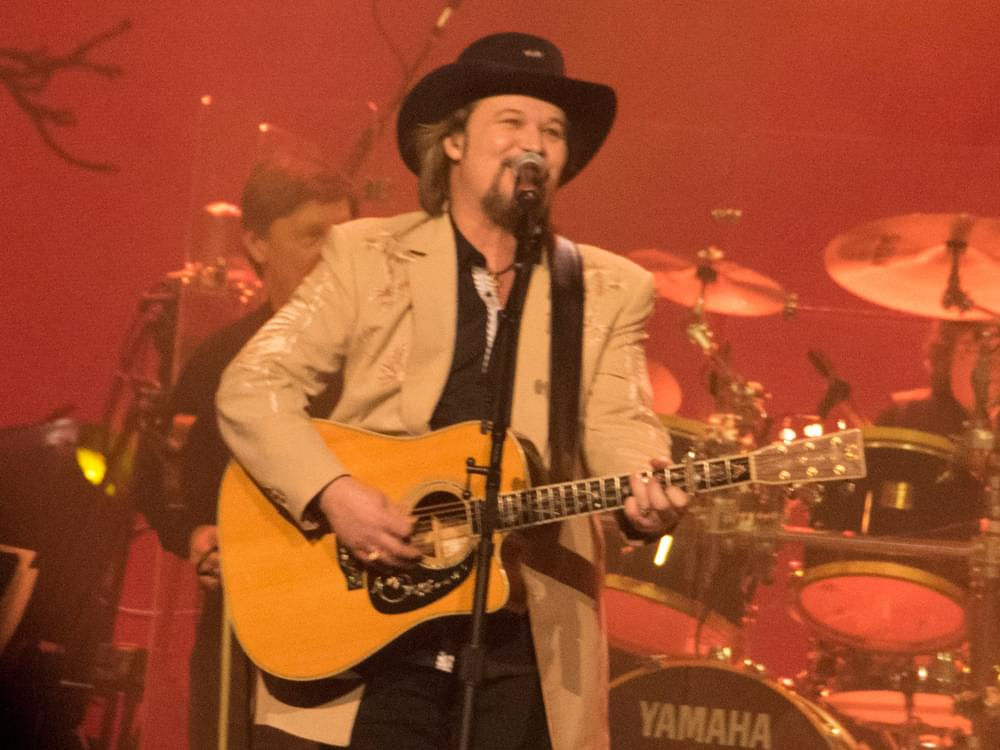 "Watch Travis Tritt Perform ""It's a Great Day to Be Alive"" for New TV Special, ""Travis Tritt: Homegrown"""