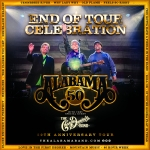 Alabama – 50th Anniversary Tour