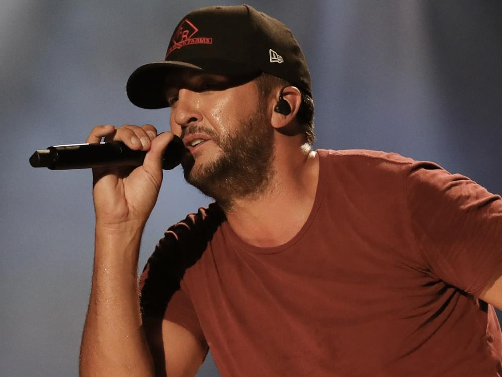 "Watch Luke Bryan's Wet & Wild New Video for ""Knockin' Boots"""