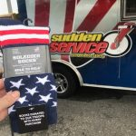 Support the Military with Sudden Service Convenience Stores!