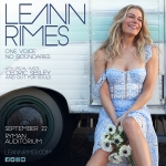 Win tickets to see LeAnn Rimes!
