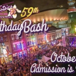 Tootsie's 59th Annual Birthday Bash!