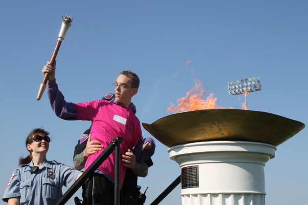 Special Olympics Spring Games