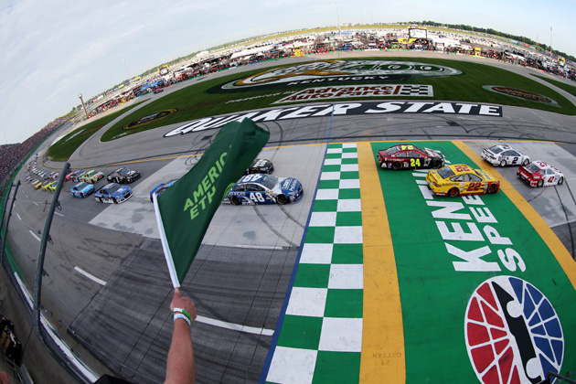 Win NASCAR Quaker State 400 Tickets All Week on B104