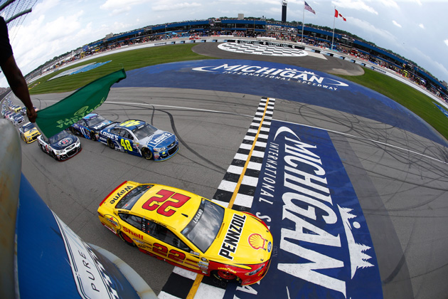 NASCAR's Chase, Who Can Make It In At Michigan?