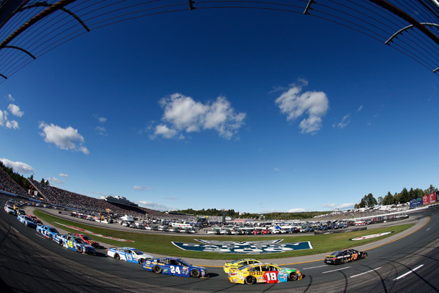 Which NASCAR Chase Driver will find Magic WIN at New Hampshire?
