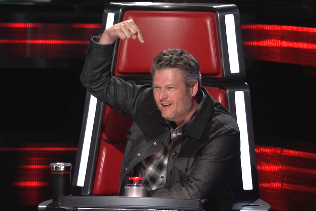 How Many Artists Did Blake Shelton Get on 'The Voice' Premiere?