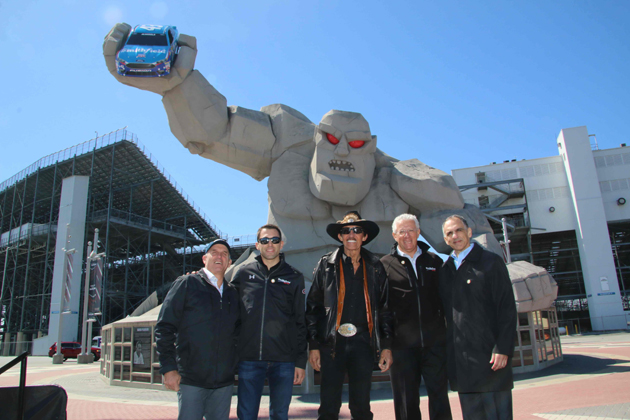 Monster Mile set to Eliminate NASCAR Drivers from Chase