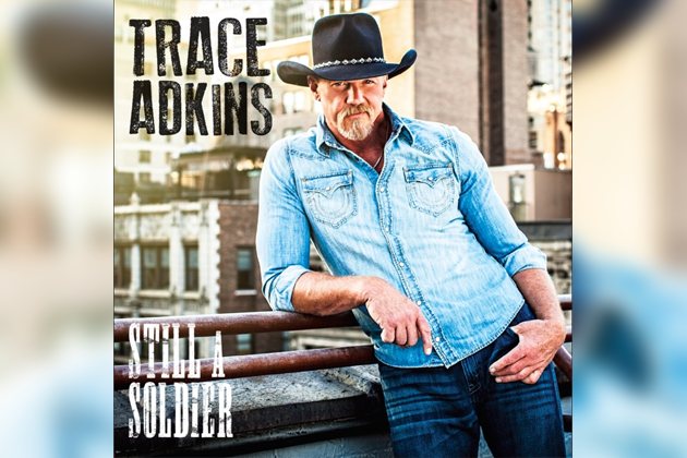 "Trace Adkins Releases Patriotic and Emotional New Song ""Still A Soldier"" [VIDEOS]"