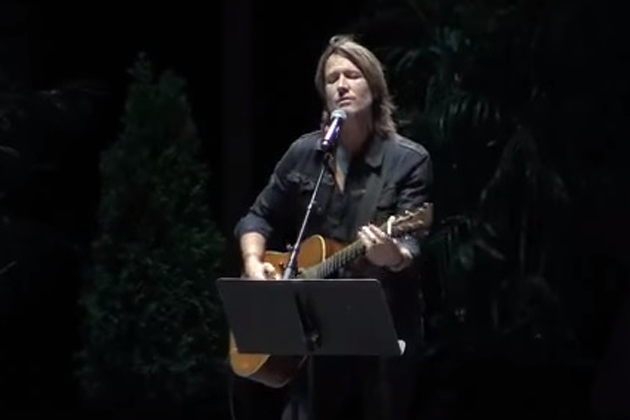 Keith Urban, Vince Gill, Alison Krauss and More Pay Tribute to Las Vegas Victims [VIDEO]