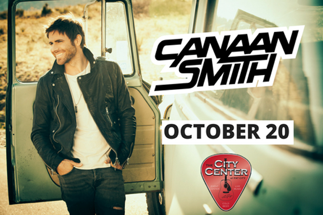 Win Canaan Smith Tickets with Buck on B104