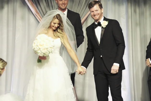 Nascar S Dale Jr Is Going To Be A Dad B104 Wbwn Fm