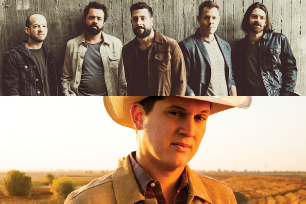 Old Dominion and Jon Pardi at 2018 Tailgate N' Tallboys