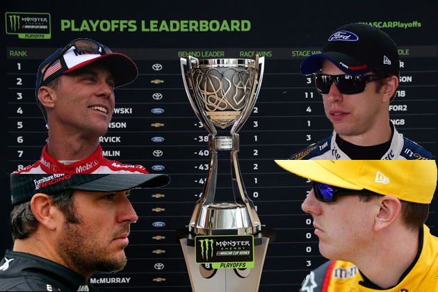 2017 Monster Energy NASCAR Cup Series Championship Four