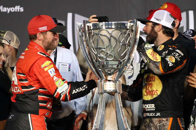 NASCAR Homestead-Miami Race was Last for One Jr. and First for Another [VIDEOS, PHOTOS]