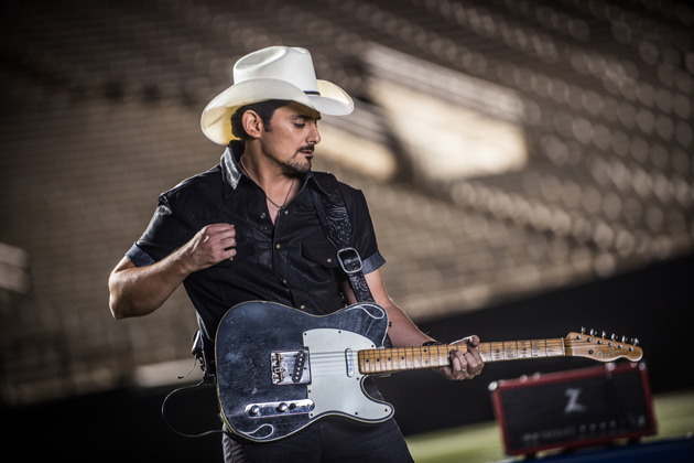 Win Dinner and a Show with Brad Paisley Tickets
