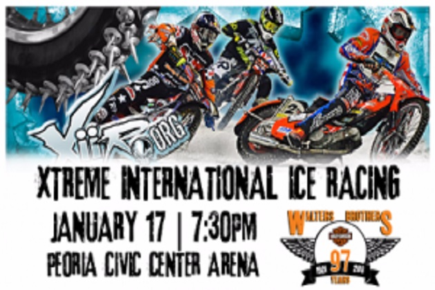 Win Tickets To ICE Racing At The Peoria Civic Center
