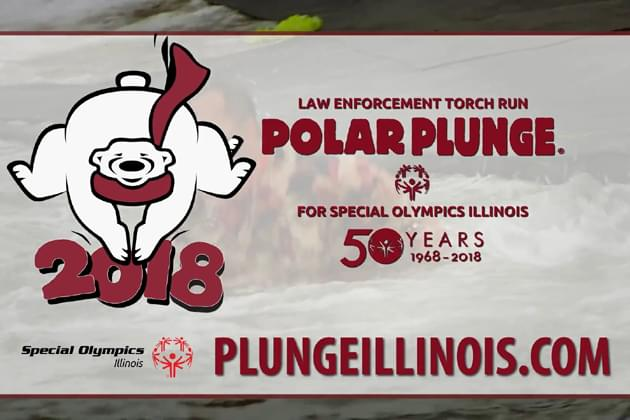2018 Special Olympics Polar Plunge