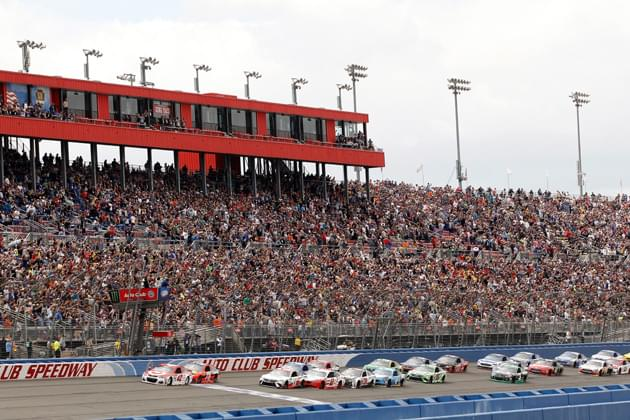 It's a California Dream for NASCAR at Auto Club Speedway this Week
