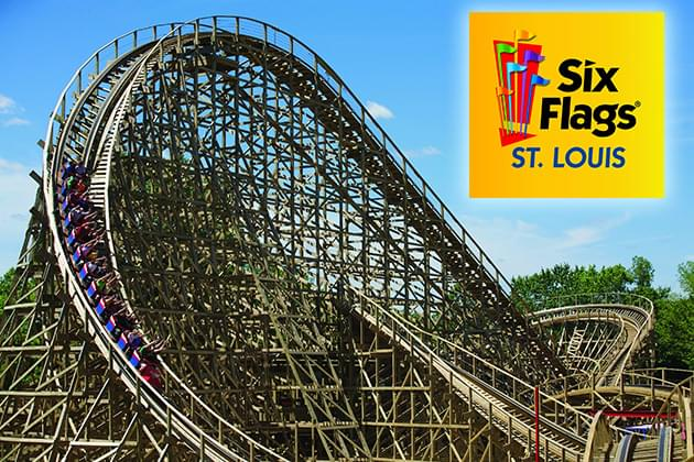 Win Season Pto Six Flags For Family Of 4