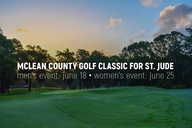 2018 McLean County Golf Classic For St. Jude