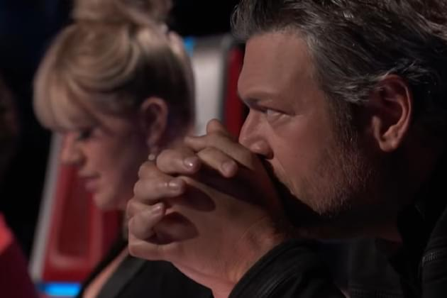 Blake Shelton on season 14 of 'The Voice'