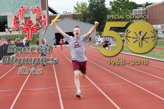 Volunteers needed for Special Olympics IL 2018 Summer Games