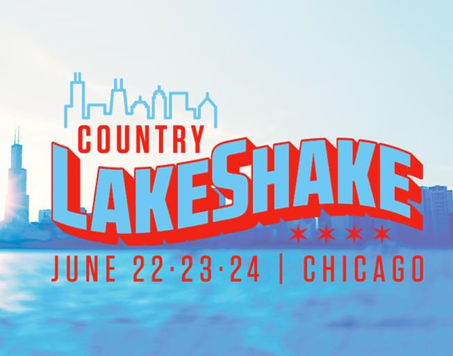 Win One Day Passes To Country LakeShake Festival With Faith & Hunter